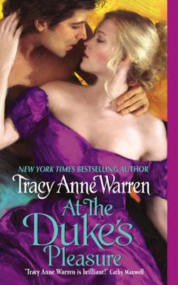 At The Duke S Pleasure By Tracy Anne Warren border=